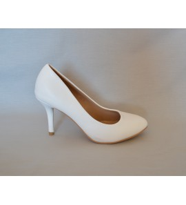 Chaussure mariage blanche Elsa