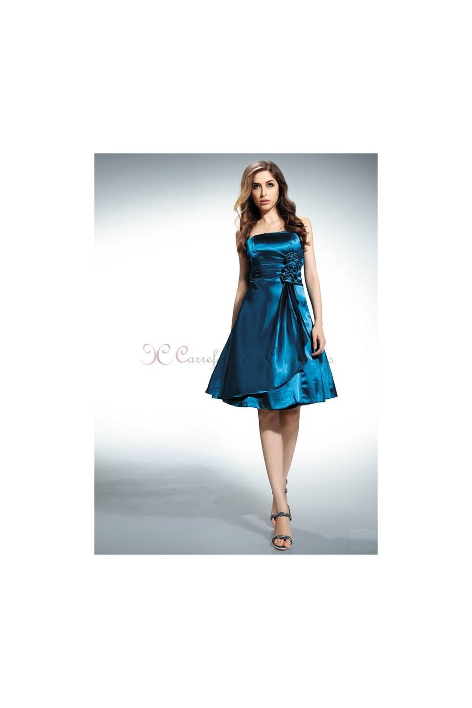 meilleur blog robe robe ceremonie bleu canard. Black Bedroom Furniture Sets. Home Design Ideas