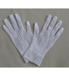 Gants filet ceremonie fille