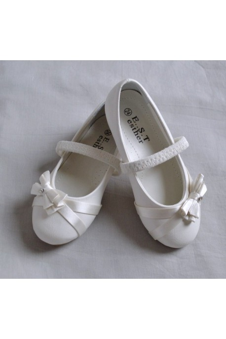 Chaussure Lucie blanche