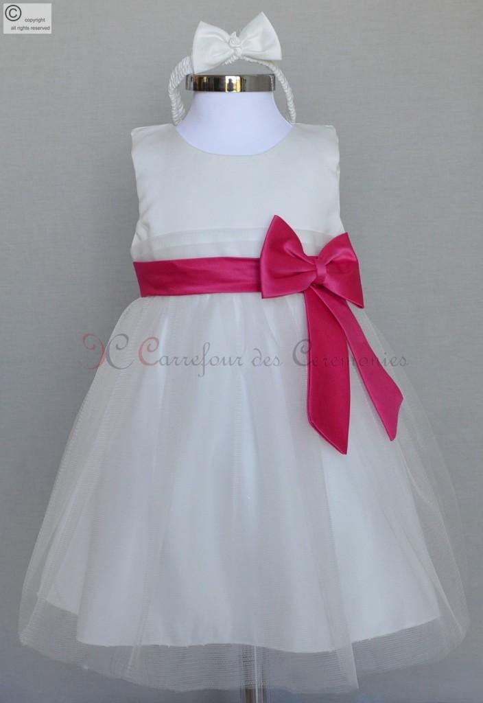 a4ff08ab6b4cd robe bebe Fanny - Carrefour des Ceremonies