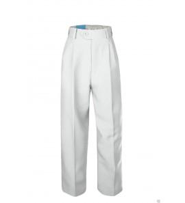 Pantalon communion blanc