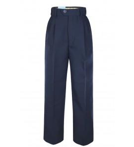 Pantalon bleu marine 4A/6A