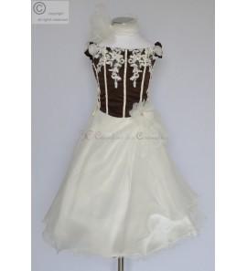 robe Valentine Choco