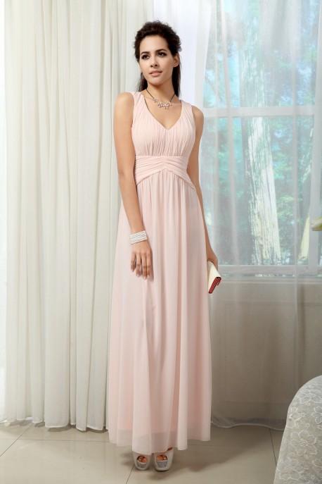 robes longues de cérémonie femme