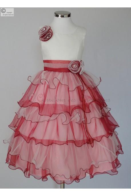 robe ceremonie fille Clarisse