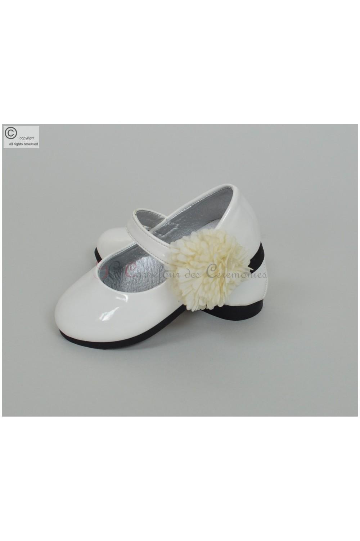 chaussure b b blanche arielle carrefour des ceremonies. Black Bedroom Furniture Sets. Home Design Ideas