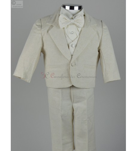 costume bapteme lin bebe a646d6bbae9