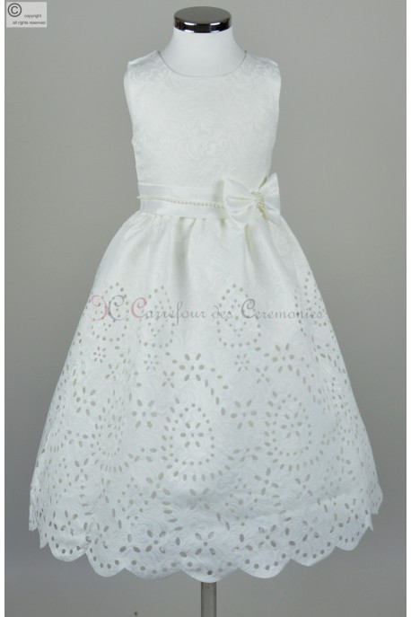 robe cortege fillette Elora