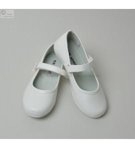 Ballerine blanche Béa