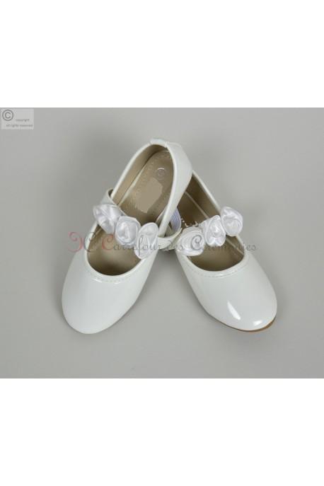 chaussure ballerine ceremonie princesse blanche. Black Bedroom Furniture Sets. Home Design Ideas