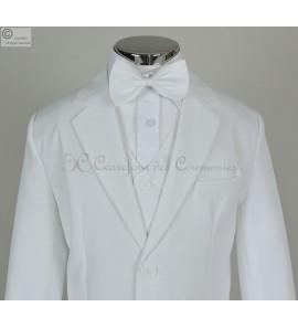costume communion blanc Victor