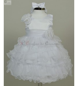 robe ceremonie bebe Martine