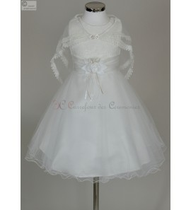 robe de ceremonie fille Ema