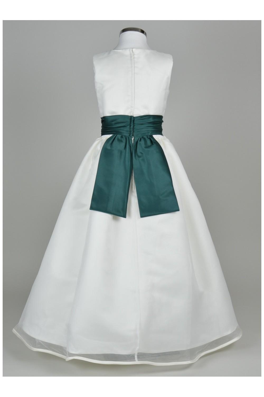 robe de demoiselle d 39 honneur ras le sol de grande qualit. Black Bedroom Furniture Sets. Home Design Ideas