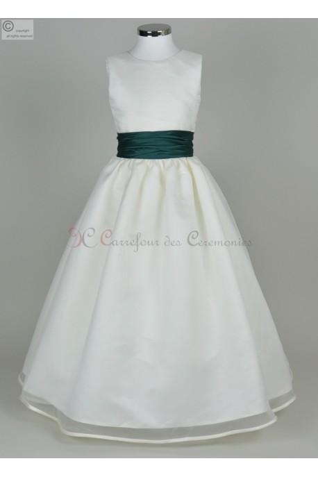 robe longue Demoiselle d'honneur Flavie