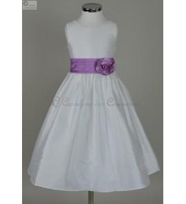 robe cortege enfant Myrene