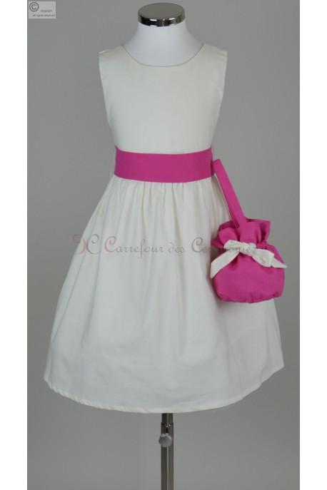 robe coton enfant Anita