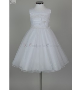 robe de communion Blanche Maude