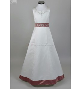 robe longue Demoiselle d'honneur Ysa
