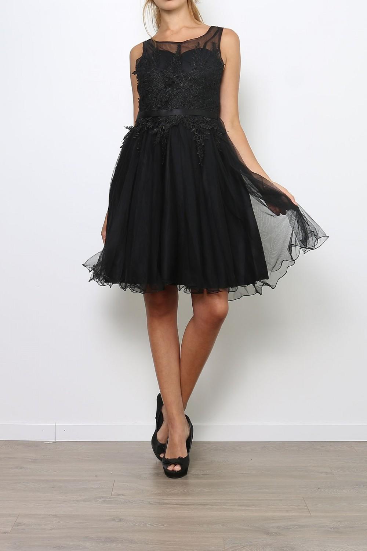 robe de soiree randa. Black Bedroom Furniture Sets. Home Design Ideas
