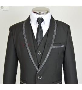 costume noir Julien