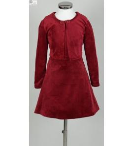 robe Hiver Noel Paula + bolero