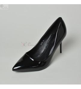 Chaussure a talon noire Anaelle