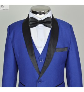 costume bleu Henri