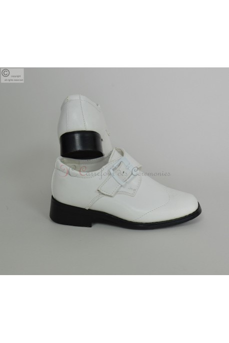 Chaussure blanche Julien