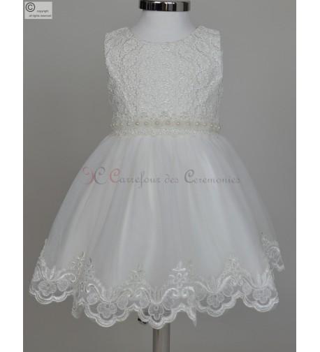 b2e01601fc1c8 robe de ceremonie bebe Susie - Carrefour des Ceremonies