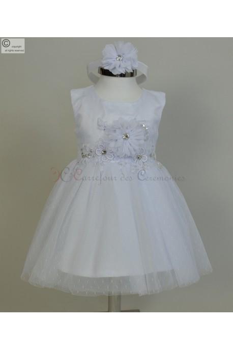 robe de baptême Carolina