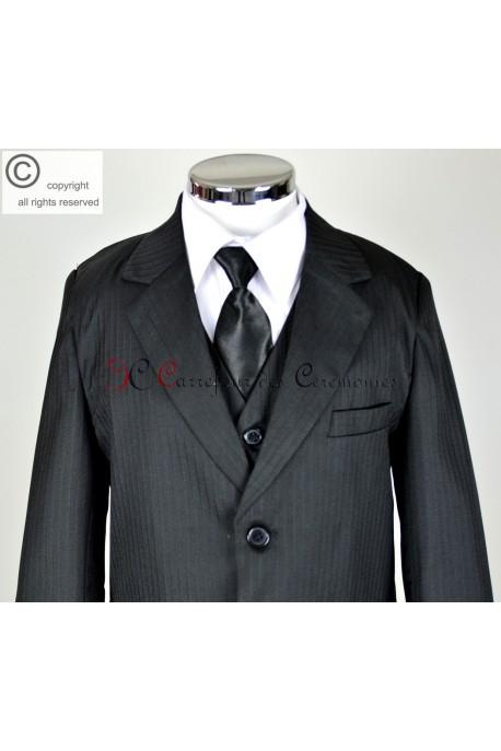 costume noir Edmont