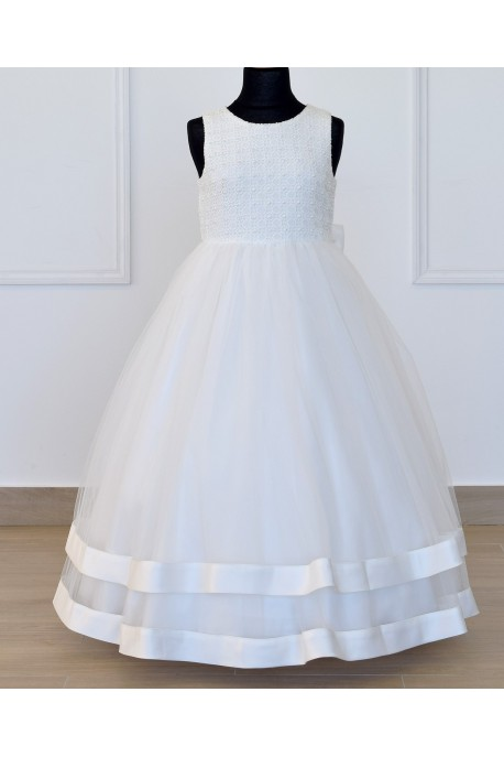 robe ceremonie fille Gabrielle