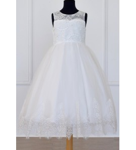 robe ceremonie fille Carina