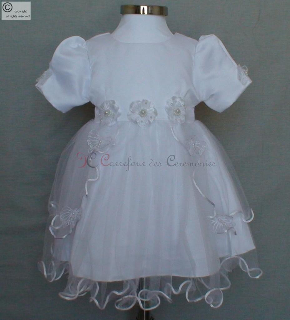 Robe De Bapteme Alice