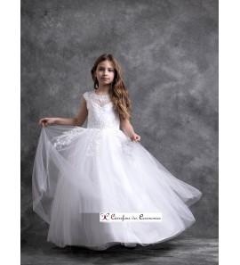 robe ras le sol Alexandra