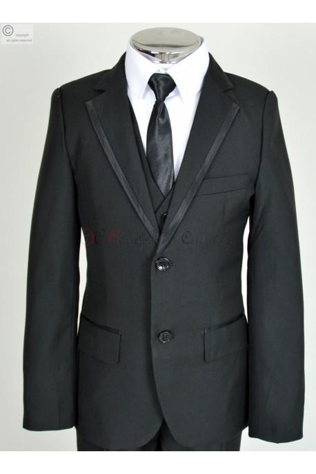 meilleur fournisseur acheter réel très loué costume enfant noir Gerard