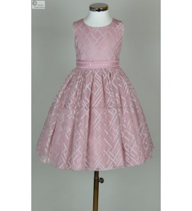 robe ceremonie fille Rosy