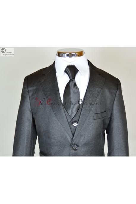 costume Eddy noir