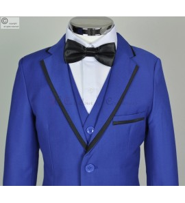 costume Bleu roi Sam