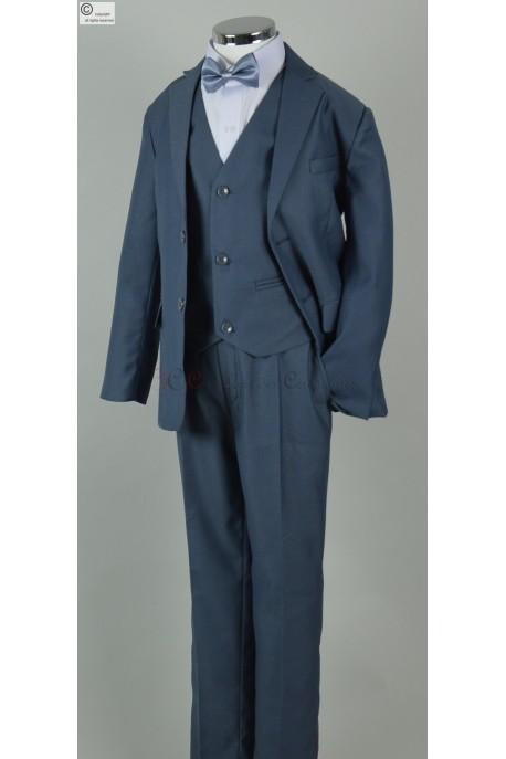 costume enfant Mickaël gris