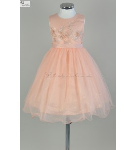 robe ceremonie enfant Cauline