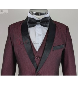 costume bordeaux Charly
