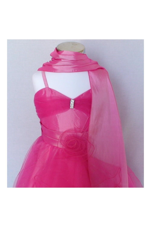 robe princesse fillette estelle. Black Bedroom Furniture Sets. Home Design Ideas