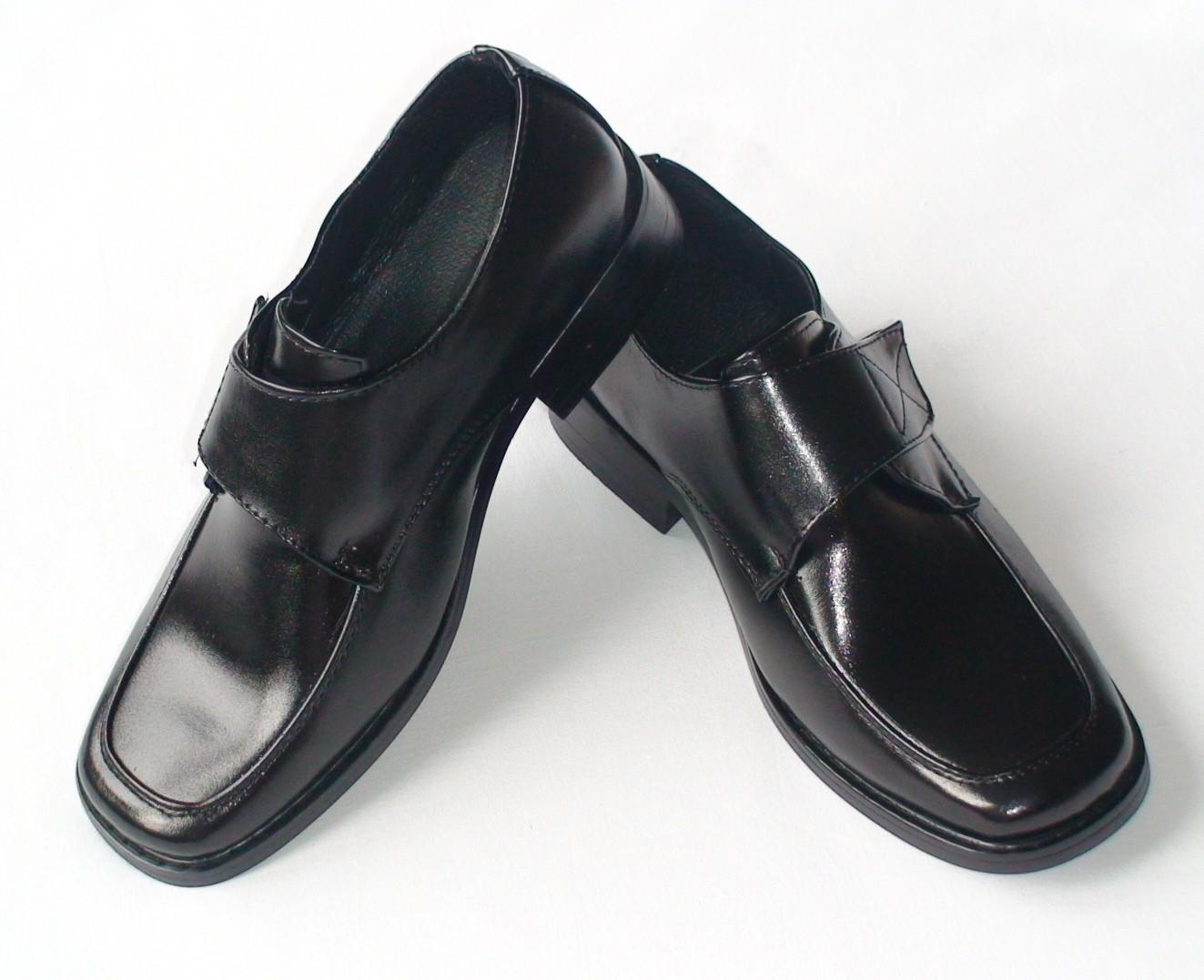 7f5bb578d1af7 Chaussure de mariage garçon