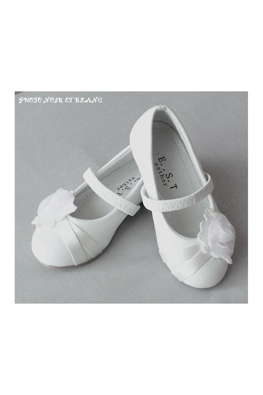 Chaussure Bella Blanche; Chaussure Bella Blanche