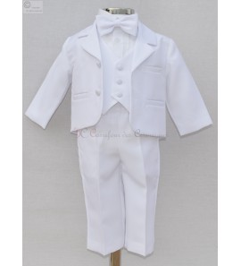 costume bapteme Benoit blanc