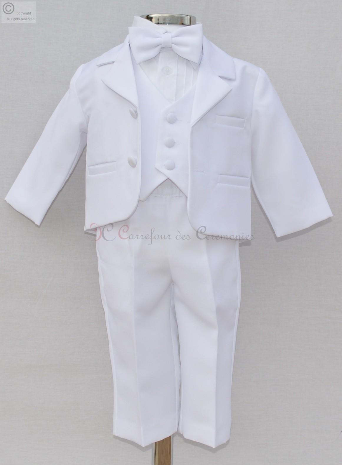 Robe de bapteme blanche 6 mois