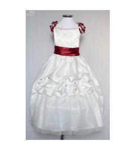 robe pour demoiselle d 39 honneur enfant carrefour des ceremonies. Black Bedroom Furniture Sets. Home Design Ideas
